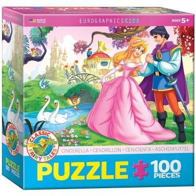 Puzzle Eurographics-6100-0730 Aschenputtel
