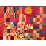 Puzzle  Eurographics-6100-0836 XXL Teile - Paul Klee