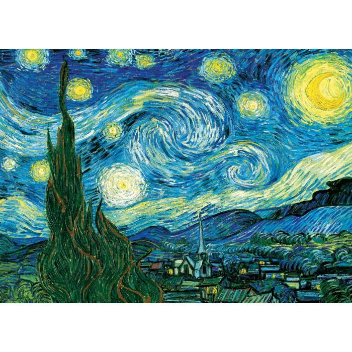 XXL Teile - Van Gogh Vincent: Sternennacht über der Rhone