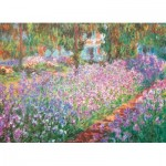 Puzzle  Eurographics-6100-4908 Claude Monet - Giverny