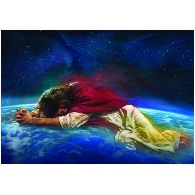 Puzzle Eurographics-8000-0355 Nathan Greene: Jesus Ever Interceding