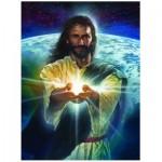 Puzzle  Eurographics-8000-0357 Nathan Greene: Das Licht der Welt