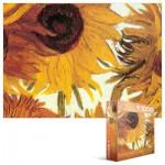 Puzzle  Eurographics-8000-0477 Van Gogh: Sonnenblumen (Detail)