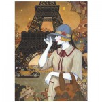 Puzzle  Eurographics-8000-0517 Paris