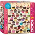 Puzzle  Eurographics-8000-0587 Chocolate Cupcake
