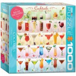 Puzzle  Eurographics-8000-0588 Cocktails