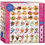 Puzzle  Eurographics-8000-0590 Eissorten
