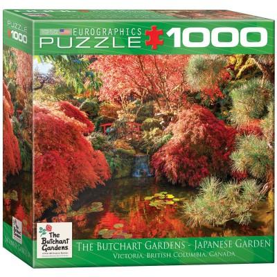Puzzle Eurographics-8000-0701 Butchart Gardens, Japan