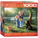 Puzzle  Eurographics-8000-0727 Robert Duncan - Apfelgarten