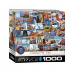 Puzzle  Eurographics-8000-0750 Globetrotter - USA