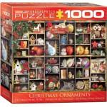 Puzzle  Eurographics-8000-0759 Weihnachtsschmuck