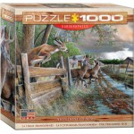 Puzzle  Eurographics-8000-0794 Der Verlassene Hof