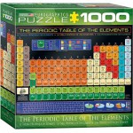 Puzzle  Eurographics-8000-1001 Das Periodensystem der Elemente