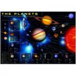 Puzzle  Eurographics-8000-1009 Die Planeten
