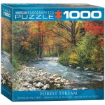 Puzzle  Eurographics-8000-2132 Bachlauf im Wald