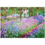 Puzzle  Eurographics-8000-4908 Monet: Garten in Giverny