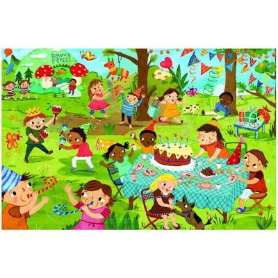 Puzzle Eurographics-8060-0468 Geburtstagsfeier