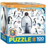 Puzzle  Eurographics-8100-0044 Pinguine