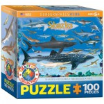 Puzzle  Eurographics-8100-0079 Haie