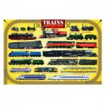 Puzzle  Eurographics-8100-0090 Züge