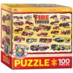 Puzzle  Eurographics-8100-0239 Loschfahrzeuge