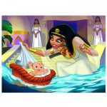 Puzzle  Eurographics-8100-0348 Moses