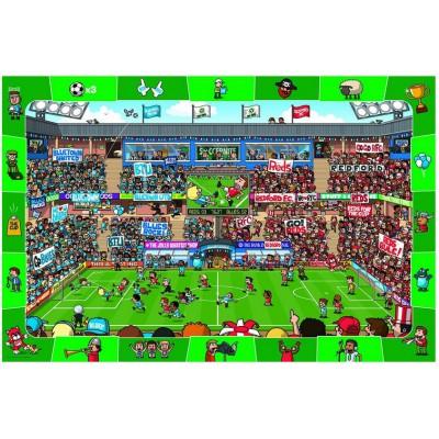 Puzzle Eurographics-8100-0476 Suche und Finde: Soccer