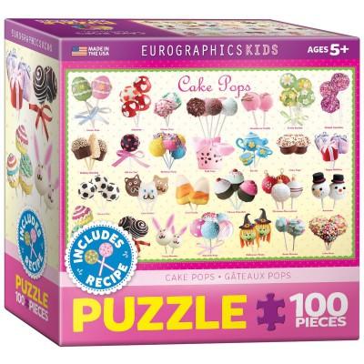 Puzzle Eurographics-8100-0518 Cake Pops