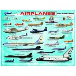 Puzzle  Eurographics-8104-0086 Flugzeuge
