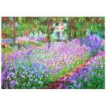 Puzzle  Eurographics-8104-4908 Der Garten von Monet
