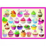 Puzzle  Eurographics-8300-0519 Cupcakes