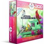 Puzzle  Eurographics-8300-0604 Bertie's Bird Seed