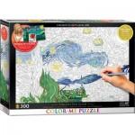 Puzzle   XXL Color Me - Van Gogh Vincent