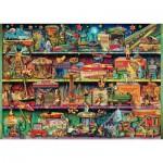 Puzzle   Aimee Stewart - Spielzeug-Wunderwelt