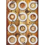 Puzzle   Kaffee-Kunstwerke