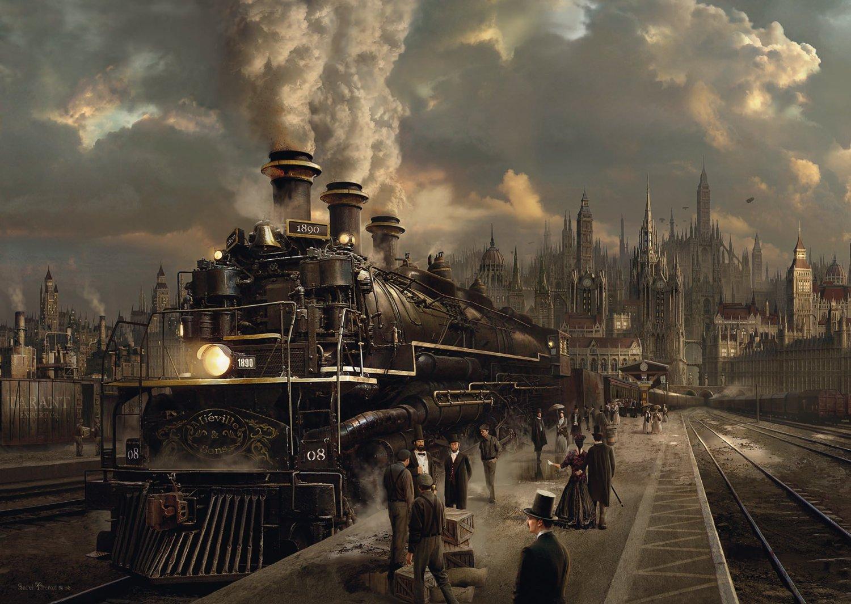 lokomotive 1000 teile schmidt spiele puzzle online kaufen