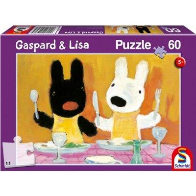 Puzzle Schmidt-Spiele-55608 Guten Appetit!