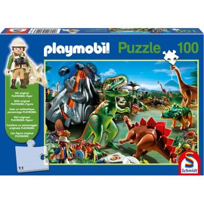 Puzzle Schmidt-Spiele-56042 Im Prinzessinnenschloss