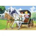 Puzzle  Schmidt-Spiele-56051 Kutschfahrt