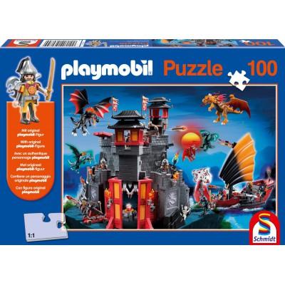 Puzzle Schmidt-Spiele-56074 Asia-Drachenland