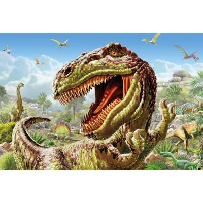 Puzzle Schmidt-Spiele-56105 T-Rex