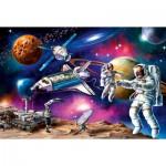 Puzzle  Schmidt-Spiele-56156 Weltraum-Abenteuer