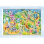 Puzzle  Schmidt-Spiele-56169 Sorgenfresser: Auf die Plätze, fertig, los!