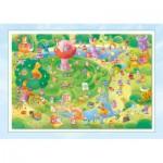 Puzzle  Schmidt-Spiele-56171 Sorgenfresser: Im Labyrinth