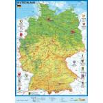Puzzle  Schmidt-Spiele-57357 Deutschlandkarte