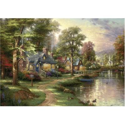 Puzzle Schmidt-Spiele-57452 Am See