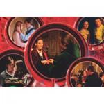 Schmidt-spiele-57552 Rubinrot, Zeitreise Erwachsenenpuzzle
