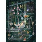 Puzzle  Schmidt-Spiele-58190 Gumperts Wimmelmaschine