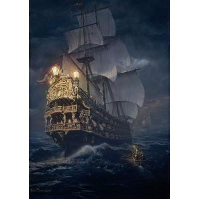Puzzle Schmidt-Spiele-58191 Auf hoher See