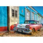 Puzzle  Schmidt-Spiele-58195 Via Reale, Kuba